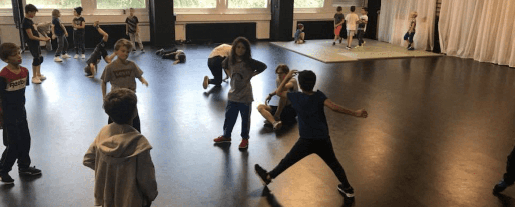 Breakdance : Enseigner ou partager ?