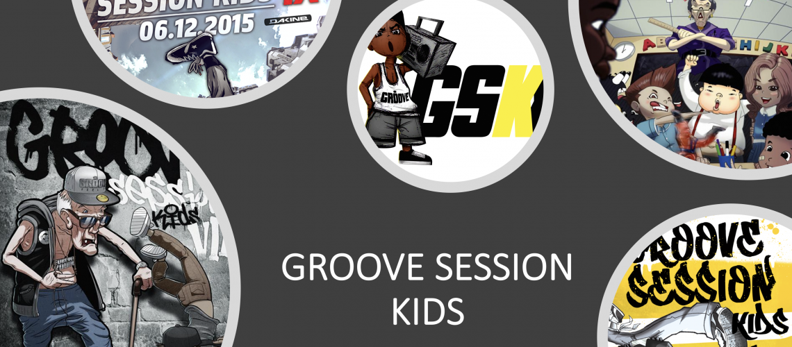 Groove session kids